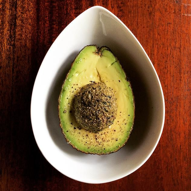 Fuel Fit | Avocado and Pesto