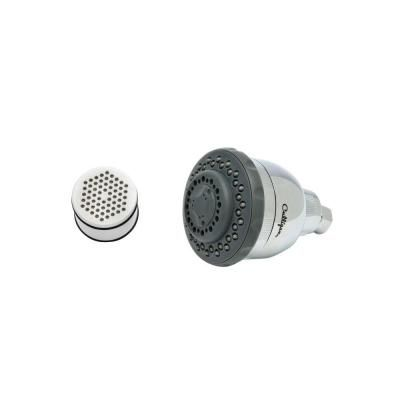 culligan wshc125 filtered showerhead with massage feature