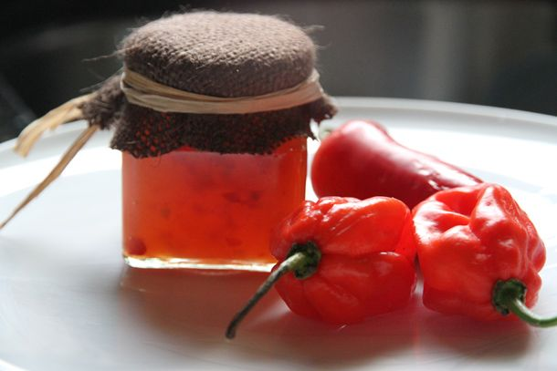 My Thai: Thai Sweet Chili Jelly. Great gift idea (for you or your friends). #recipe #gift