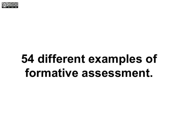 Best 25+ Formative assessment examples ideas on Pinterest - sample presentation evaluation form example