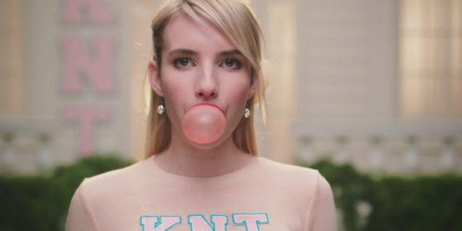 Emma Roberts dans le 2e teaser de Scream Queens.
