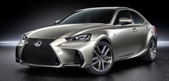 2018 Lexus IS 250 Redesign, Release date, Concept, Rumors, Update - The 2018 Lexus IS 250 is associated with intense summarize and amazing effectiveness th