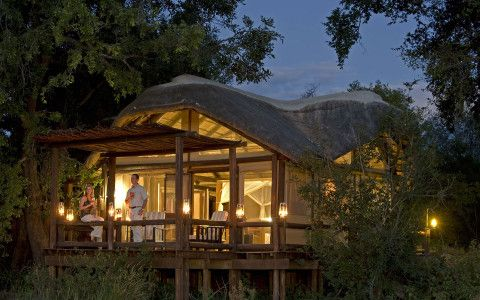 Serene understated luxury accommodation on the breath-taking shores of the Piajio floodplain. The multi-award winning Chief's…