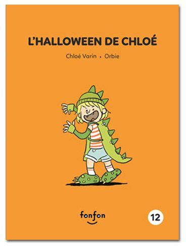 L'Halloween de Chloé - Illustrations Orbie