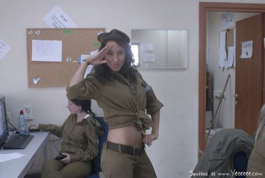 Beautiful Israeli Women Soldiers Part 2 | Women Soldiers ...