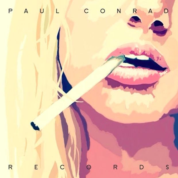 GIGsoup Track of the Day : Paul Conrad 'Records' - http://gigsoup.co/1HvbPaul ConradnDew Processcess