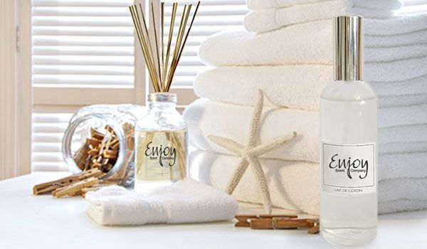 #ScentCompany and its #scented décor, branded #Enjoy Scent Company. L'Arredo #olfattivo di Scent Company.