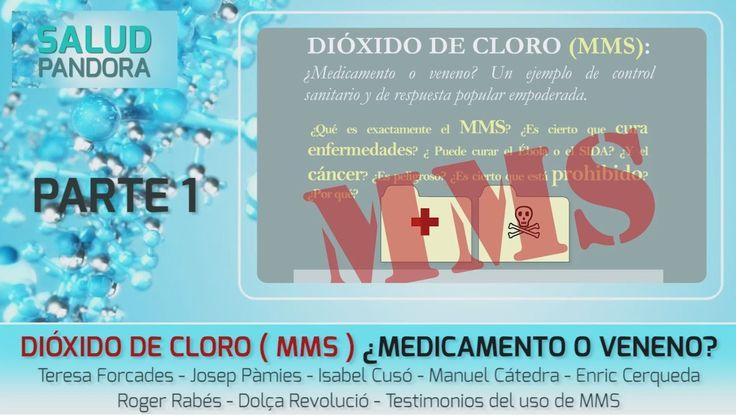 MMS ¿Medicamento o Veneno? - Congreso completo Barcelona 27 Febrero 2015...