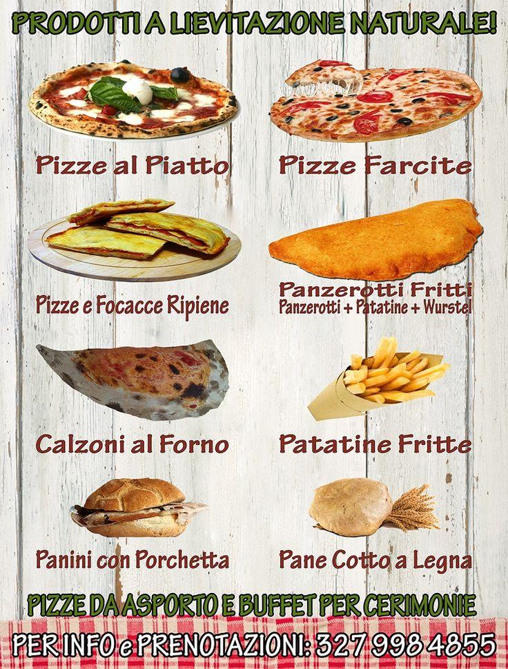 CLIENTE: Pizza e Delizie - targa in forex