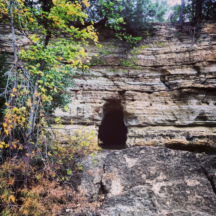 Man Caves Mn : Man made cave located at the stillwater minnesota boom
