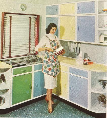 43 Best Floors Images On Pinterest Retro Kitchens
