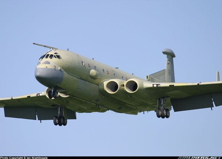 BAE Systems Nimrod MRA4 - UK - Air Force | Aviation Photo #0836741 | Airliners.net