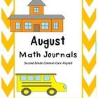 """This math journal designed for students to use daily in addition to math centers and your current math curriculum. Each page contains a student """"I ..."""