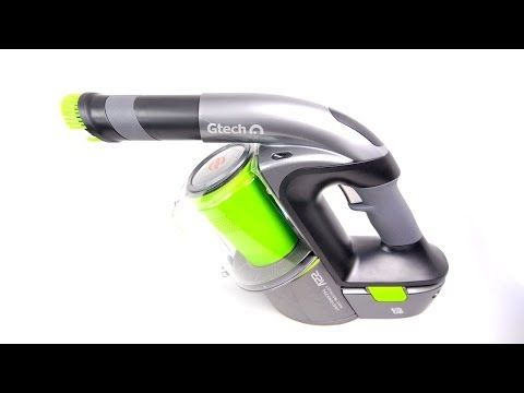 Gtech Multi Cordless Vacuum Review - YouTube