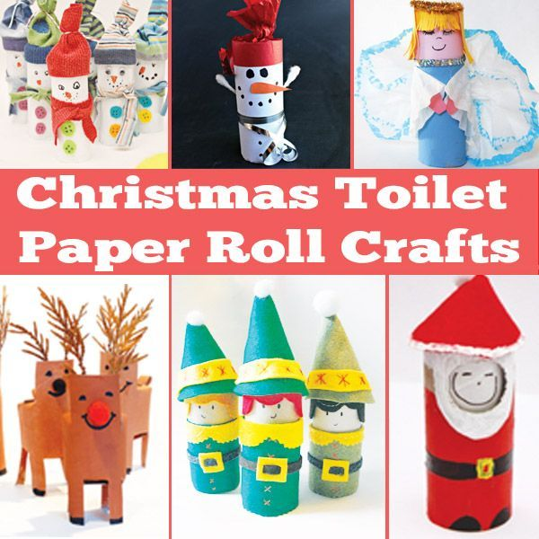 If you're a tp roll hoarder like we are you're going to enjoy this list of Christmas toilet paper roll crafts for kids! We lovetoilet paper roll crafts (well and kitchen paper rolls)! Such an inexpensive crafting material and there really are so many things you can do with it. Now if you're not exactly a...Read More »