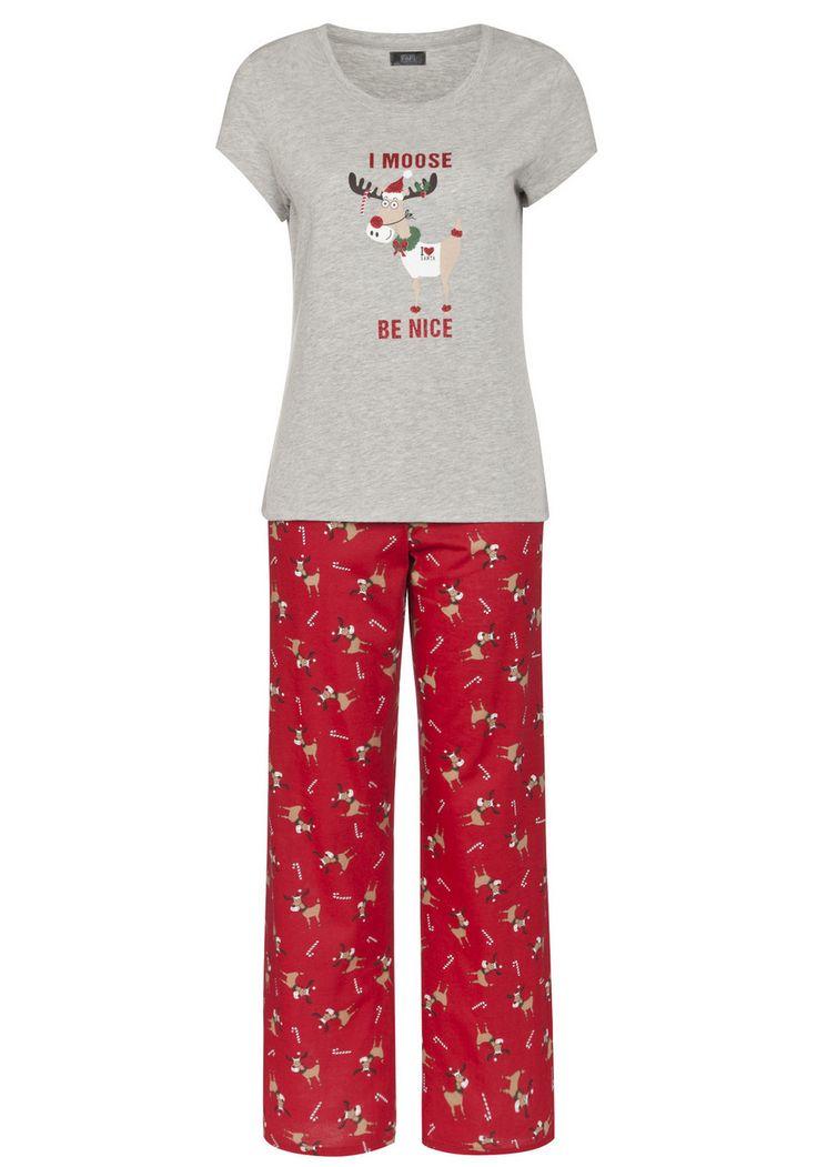 Clothing At Tesco F Amp F Moose Be Nice Pyjamas Gt Nightwear