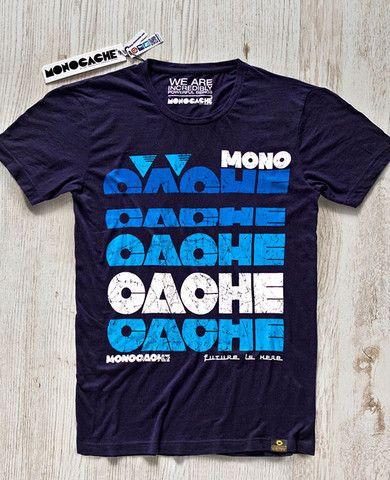T-shirten 'Cache' er fra det kvalitetsbevidste brand #Monocache og bærer Berlin's skyline på brystet. #tshirt #streetwear #graphic #tee #aalborg #t