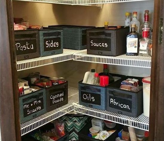 Kitchen pantry organization  Thirty-one Gifts Canada Your Way rectangle