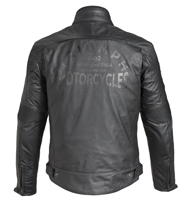 Custom Jacket | Triumph Motorcycles