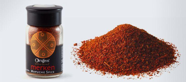 Merken  Chilean Native Spice!