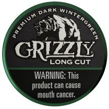 American Snuff Co.'s Grizzly brand of moist snuff is continuing its momentum with Dark Wintergreen, a style innovation for the brand expanding nationwide as of March 30, 2015.