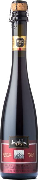 Inniskillin Sparkling Cabernet Franc Icewine 2012 - Expert wine ratings and wine reviews by Chacun son vin