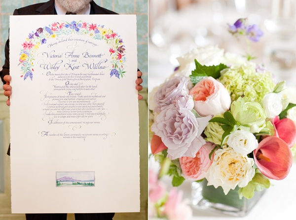 LOVE LOVE LOVE this marriage certificate