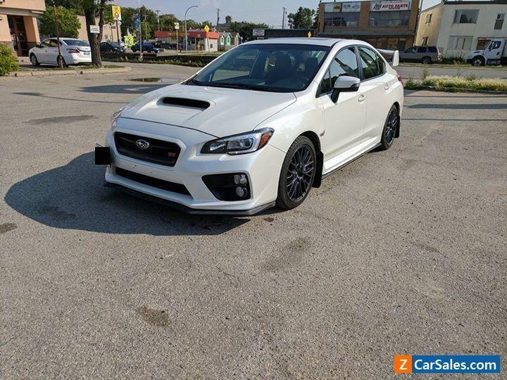 Subaru: WRX STi #subaru #wrx #forsale #canada