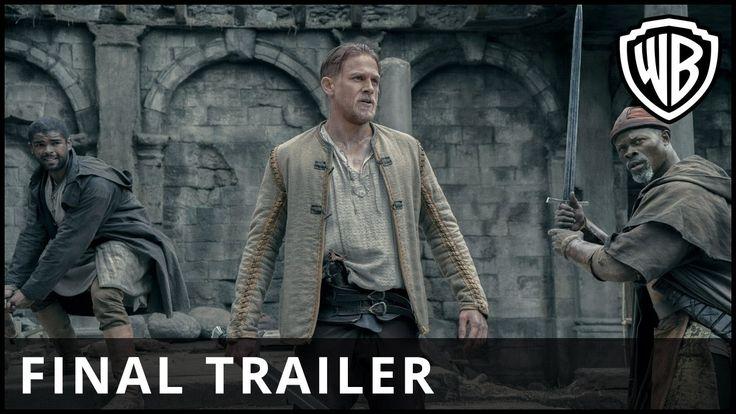 Rei Arthur: A Lenda da Espada - Trailer Oficial Final (leg) [HD]