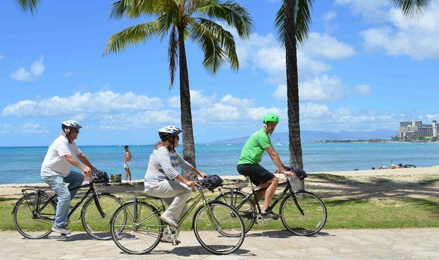 Pedal Bike Tours branches out from Portland home base to second business in . . . Honolulu