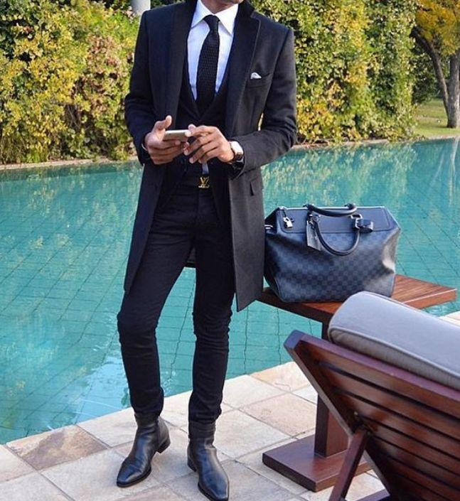 17 best Suit Game images on Pinterest   Men\'s fashion, Menswear and ...
