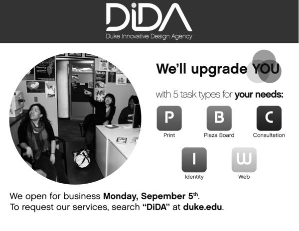 DiDA Print Marketing by Jonathan Lee, via Behance