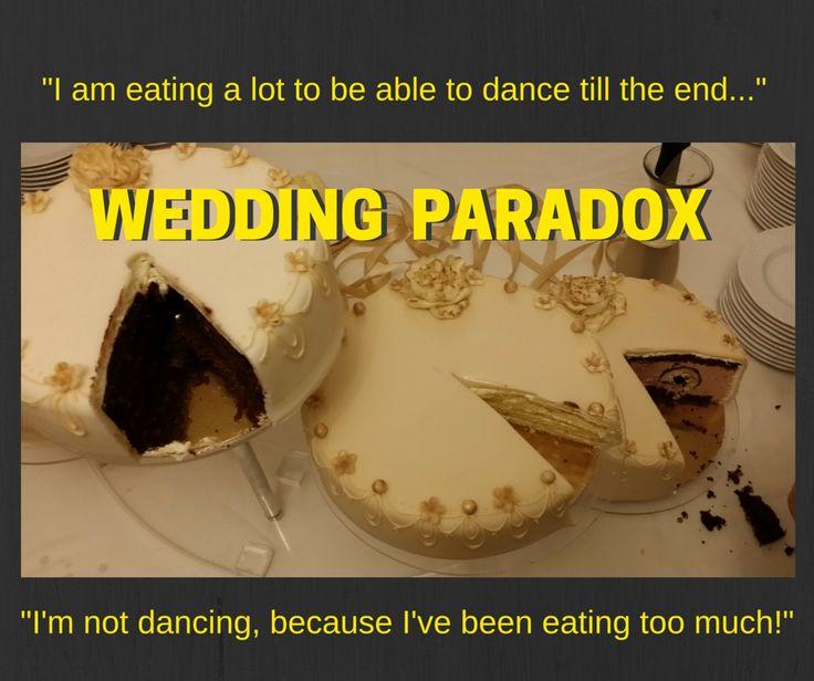 Wedding paradox