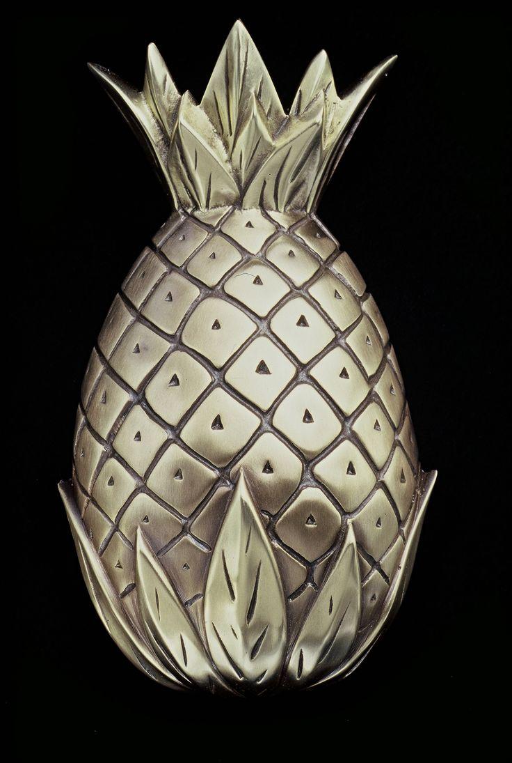 Colby Smith Pineapple Door Knocker