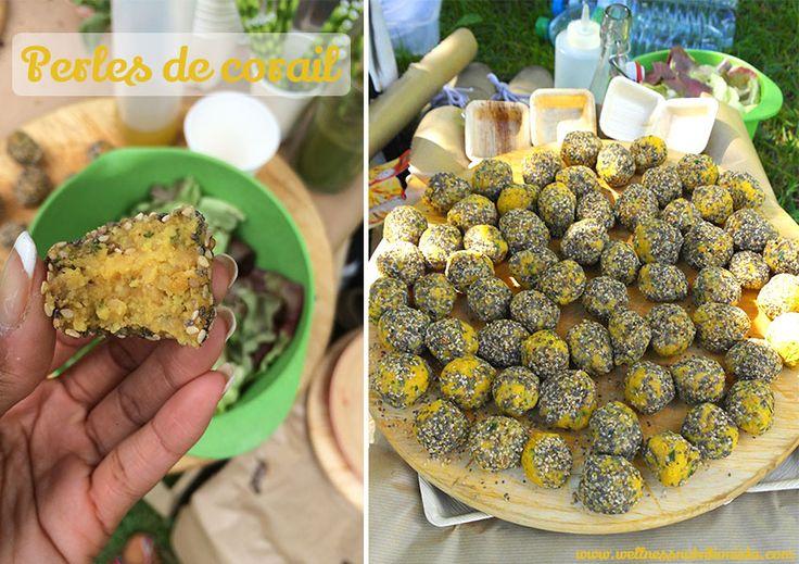perles (kofte / kefta) de lentilles corail version sans gluten #sansgluten #glutenfree #wellnessnutritionista