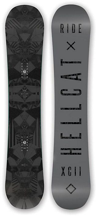 Ride Hellcat Snowboard - Women's Snowboards - Women's Snowboarding - Winter 2015/2016 - Christy Sports