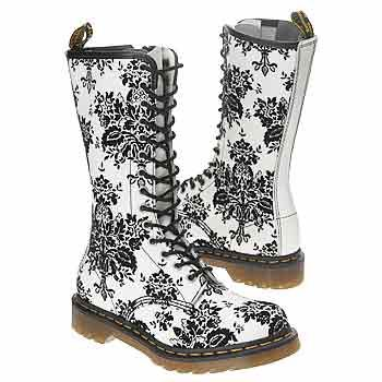 135 best cool shoes images on pinterest clothing apparel shoe dr martens womens lamper tall boot boots blackwhite doc martens floralblack mightylinksfo Image collections