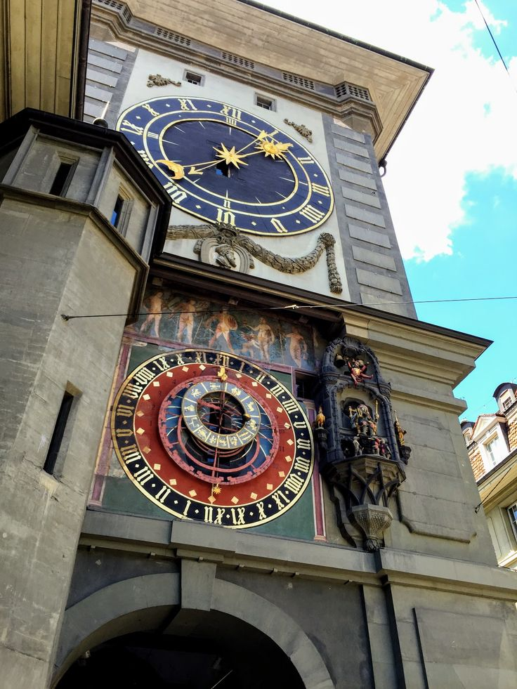 6 Things to do in Bern's Old Town - Oh So Swiss