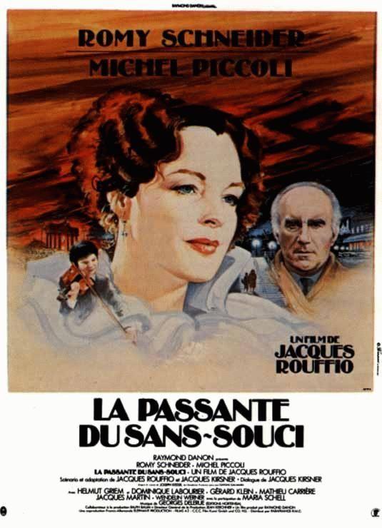 La passante du Sans-Souci - Jacques Rouffio