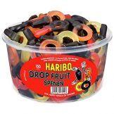 Haribo dropfruit spenen, 150 st.