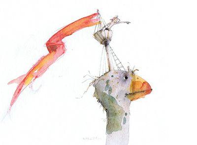 Books Illustrated - Illustrations