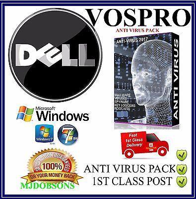 DELL PC LAPTOP VIRUS REMOVAL Windows MalwareSpywareAntivirus Software(MD1320)
