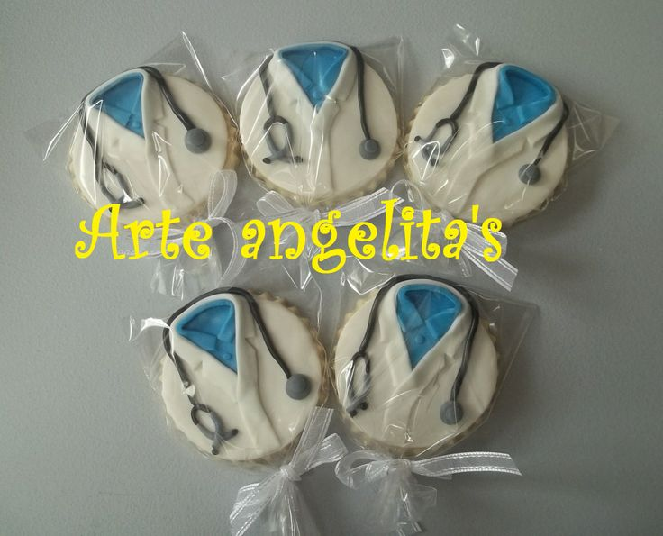 galletas dia del medico