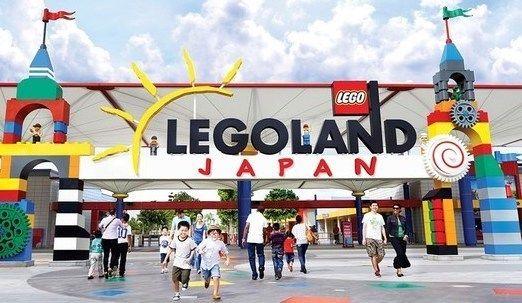 ポテトまでレゴブロック大人女子的名古屋レゴランドの楽しみ方