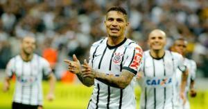 Paolo Guerrero ha marcado 11 goles en el Brasileirao 2014. (Agencia Corinthians) Noviembre 24, 2014.