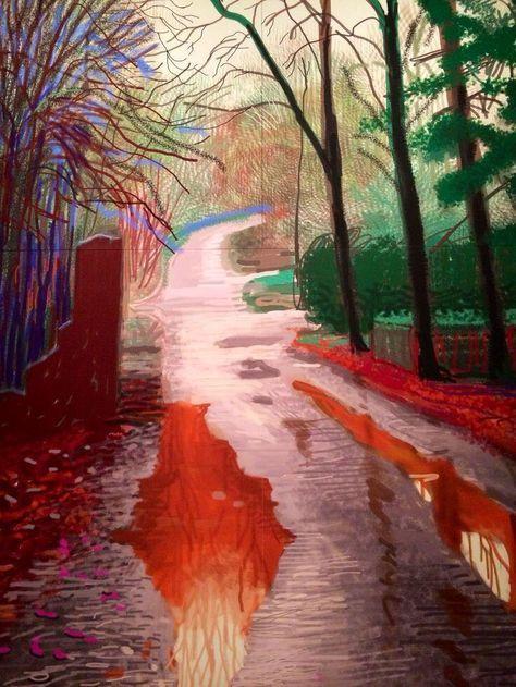Más Pines para tu tablero David Hockney