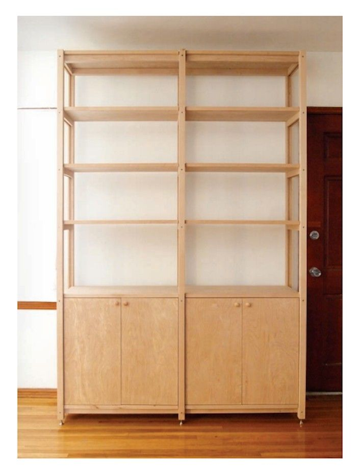 Best 25 Wooden Bookcase Ideas On Pinterest Cool Shelves