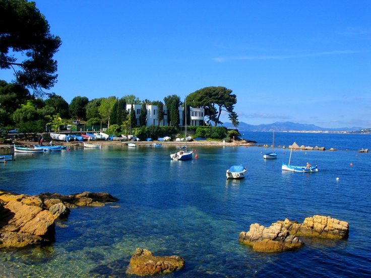 Cap d'Antibes, Southern France