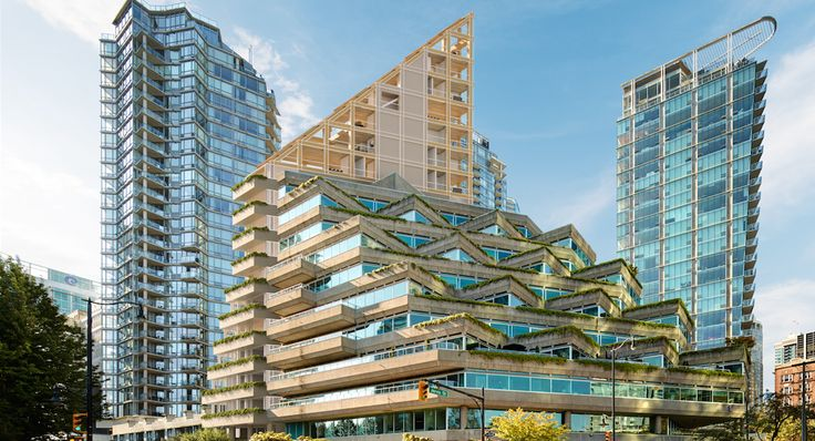 DESIGNBOOM: shigeru ban reveals plans for 'terrace house' residences in vancouver http://www.davincilifestyle.com/designboom-shigeru-ban-reveals-plans-for-terrace-house-residences-in-vancouver/     japanese architect shigeru ban has revealed plans to build the world's tallest hybrid timber structure in vancouver. named 'terrace house', the development comprises just 20 homes located at the heart of the city's coal harbour neighborhood. the project, which is shigeru