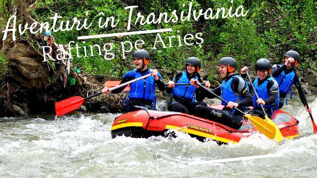 Călătorii la Singular » Aventuri în Transilvania : Rafting pe Arieș